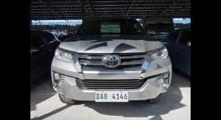 2017 Toyota Fortuner G 2.7 AT Gasoline