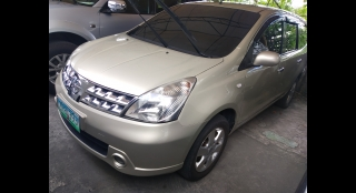 2008 Nissan Grand Livina Elegance AT