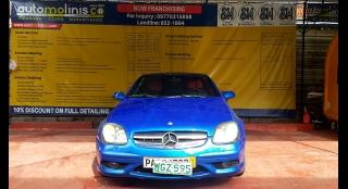 1999 Mercedes-Benz SLK-Class 2.0L AT Gasoline