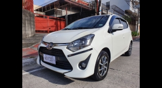 2017 Toyota Wigo G AT