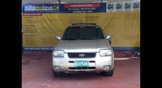 2005 Ford Escape 2.3L AT Gasoline