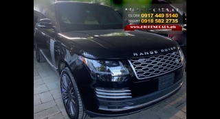 2019 Land Rover Range Rover 5.0L AT Gasoline