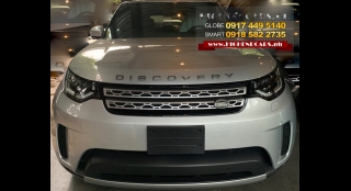 2019 Land Rover Discovery 3.0L AT Diesel