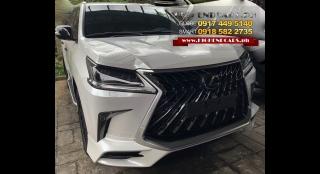 2019 Lexus LX450 D