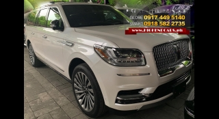 2019 Lincoln Navigator 3.5L AT Gasoline