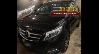 2015 Mercedes-Benz V-Class 2.1L AT Diesel