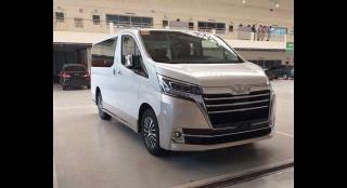 2019 Toyota Hiace Super Grandia Turbo