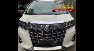 2019 Toyota Alphard 3.5L AT (Luxury Black)