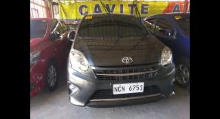 2017 Toyota Wigo G AT