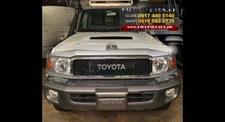 2019 Toyota Land Cruiser V8 Platinum Dubai Version