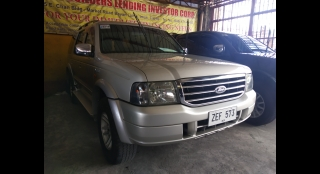 2006 Ford Everest XLT (4X2) AT