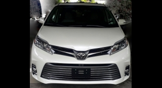2019 Toyota Sienna 3.5L AT Gasoline