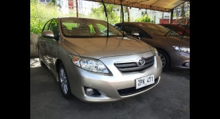 2008 Toyota Corolla Altis 1.6 V AT