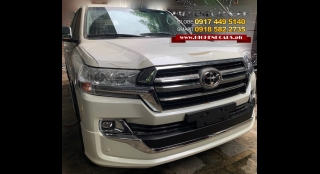 2019 Toyota Land Cruiser V8 Platinum Dubai Version