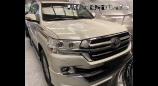 2019 Toyota Land Cruiser V8 Bulletproof Armor