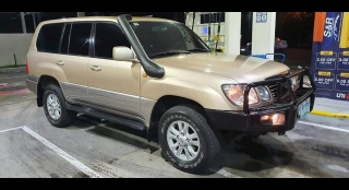 2000 Lexus LX470 4.7L AT Gasoline