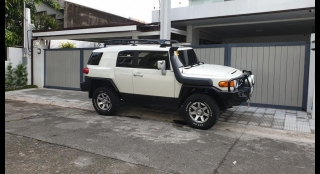 2017 Toyota FJ Cruiser 3.6L AT
