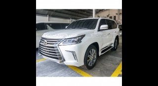 2017 Lexus LX570 5.7L AT Gasoline