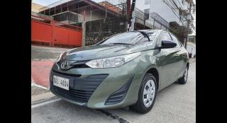 2018 Toyota Vios 1.3 J MT