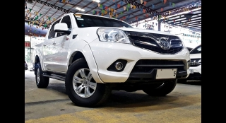 2018 Foton Thunder 4x2 AT