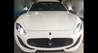 2013 Maserati Quattroporte AT