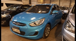 2019 Hyundai Accent Sedan 1.4 GL AT (w/o Airbags)