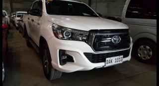 2018 Toyota Hilux Conquest 2.4 G DSL 4x2 AT