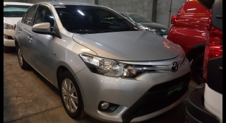 2016 Toyota Vios 1.3L AT Gasoline