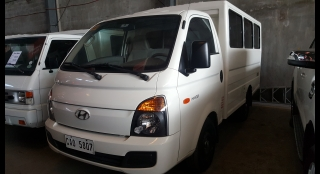 2019 Hyundai H-100 2.5 CRDi GL Cab & Chassis (with AC)