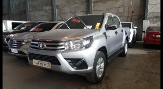 2018 Toyota Hilux 2.4 G DSL 4x2 AT