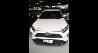 2019 Toyota Rav 4 2.4L AT Gasoline