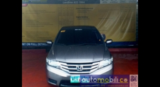 2013 Honda City 1.5L MT Gasoline
