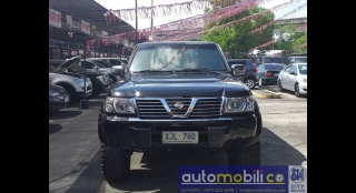 2002 Nissan Patrol 4.5L AT Gasoline