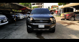 2016 Ford Ranger 3.2 Wildtrak 4X4 AT