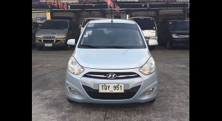 2012 Hyundai i10 1.1L AT Gasoline