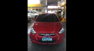 2014 Hyundai Accent Hatchback 1.6L MT Diesel