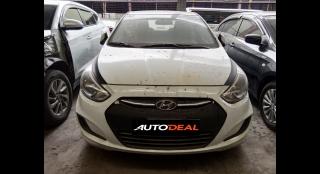 2016 Hyundai Accent Sedan GL MT Gas