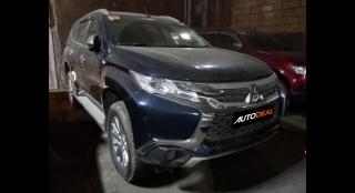2018 Mitsubishi Montero Sport 2.4L AT Diesel