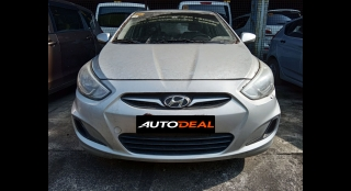 2016 Hyundai Accent Sedan 1.6L MT Diesel