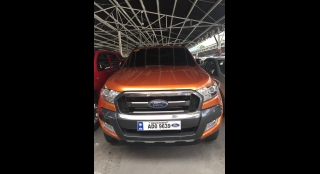 2017 Ford Ranger 2.2L Wildtrak 4x2 AT