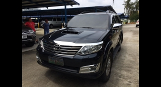 2012 Toyota Fortuner 3.0L AT Diesel