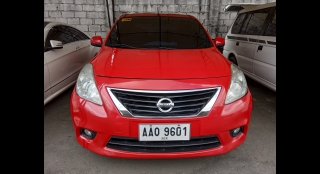 2013 Nissan Almera Mid AT