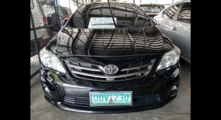 2013 Toyota Corolla Altis 1.6 G AT