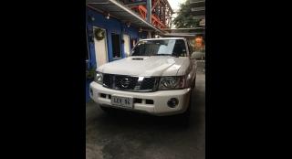 2014 Nissan Patrol AT Diesel