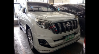 2012 Toyota Land Cruiser Prado Diesel AT