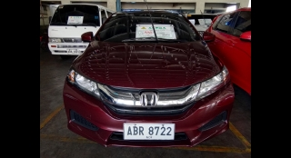 2016 Honda City 1.3L AT Gasoline