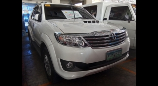 2014 Toyota Fortuner G AT DSL