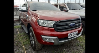 2016 Ford Everest 3.2L AT Diesel