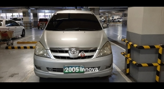 2005 Toyota Innova G Gas AT