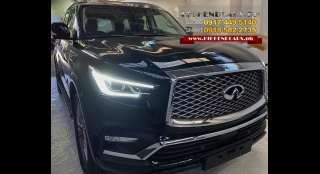 2019 Infinity QX80 5.6L AT Gasoline